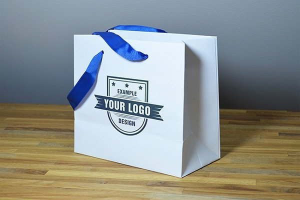Mẫu thiết kế túi giấy sang trọng tuyệt đẹp