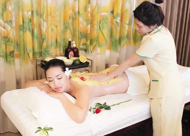 Trải nghiệm spa chuyên nghiệp
