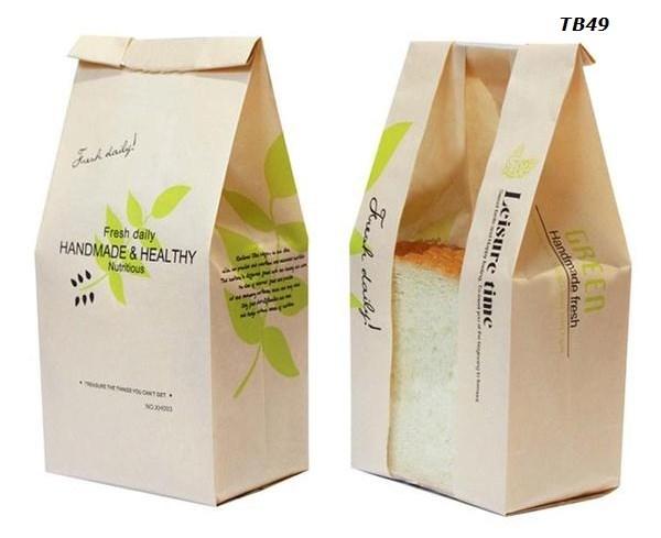 In bánh mì hoa cúc chất lượng cao